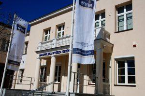 Budynek MWSE przy ulic Waryńskiego
