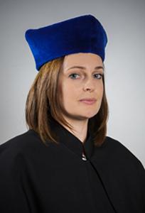 Weronika Budzik - prodziekan