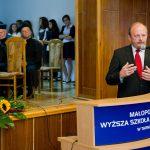 Inauguracja roku akademickiego - przemowa zaprosznego gościa