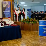Inauguracja roku akademickiego - władze uczelni