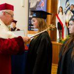 Inauguracja roku akademickiego - pasowanie na studenta