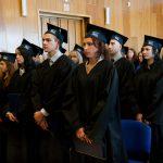 Inauguracja roku akademickiego - studenci