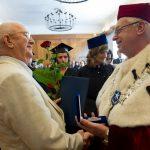 Inauguracja roku akademickiego - wręczenie wyróżneinia