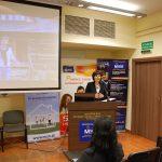 Wystąpienie Dziekan Wydziału Zarządzania i Turystyki dr Jolanty Staniendy