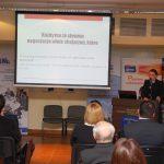 Wystąpienie dr Renaty Żaby-Nierody z Katedry Zarządzania