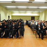 Uczestnicy promocji absolwentów