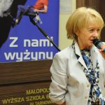 Wiceprezydent Miasta mgr Krystyna Latała