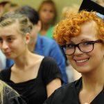 Ewa Milówka - wyróżniona absolwentka