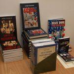 Spotkanie z Longin Pastusiak - książki Pastusiaka