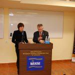 Spotkanie z Longin Pastusiak - przemowa uczestników spotkania