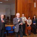 Rektor powitał zebranych