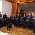Głos zabrała wiceprezydent miasta Tarnowa K rystyna Latała