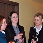 Spotkanie opłatkowe - uczestnicy spotkania opłatkowego