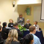 Wystąpienie Dziekan Wydziału Nauk Społecznych dr Renaty Smoleń