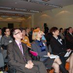 Uczestnicy sympozjum podczas wystąpienia prelegenta