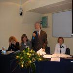 Głos zabrał kierownik Katedry Nauk o Wychowaniu prof. Julian Dybiec