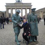 Targi w Berlinie - uczestniczki