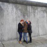 Targi w Berlinie - Mur Berliński