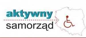 Logo programu aktywny samorząd