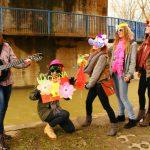 Powitanie wiosny - uczestnicy