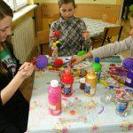 Powitanie wiosny - zabawa z dziećmi