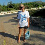 Praktyki w Grecji - praktykantka