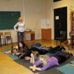 Studenci MWSE na UP w Krakowie