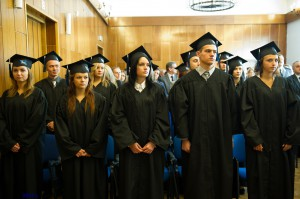 Studenci rozpoczęli rok akademicki