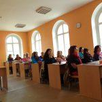 Studenci uczestniczący w zajęciach w Kuldiga