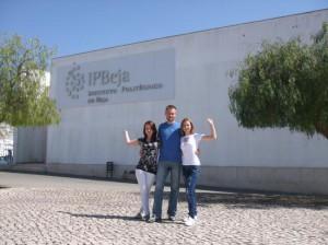 Studenci w Beja