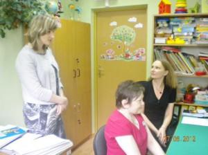 Studenci w Poradni Psychologiczno-Pedagogicznej