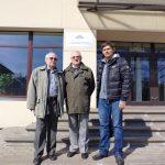 Wizyta w siedzibie głównej RTTEMA w Rydze