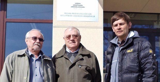 Wykładowcy MWSE w Rydze