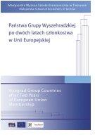 Państwa Grupy Wyszehradzkiej po dwóch latach członkostwa w Unii Europejskiej
