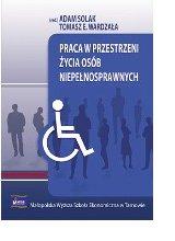 Praca w przestrzeni życia osób niepełnosprawnych