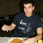 Cen prezentuje potrawę kuchni tureckiej