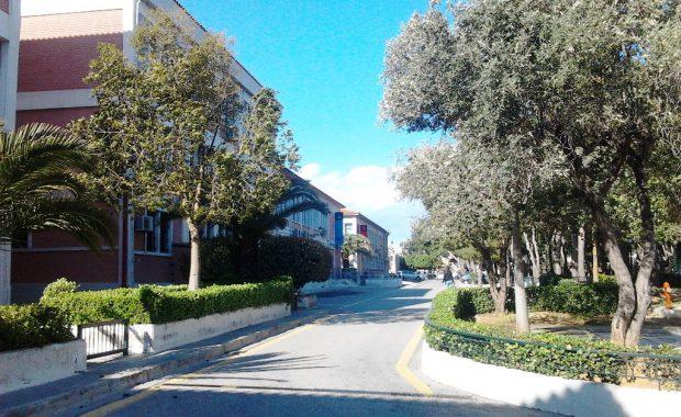 Kampus TEI of Athens