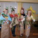 2013 – Zajęcia z pedagogiki wczesnoszkolnej