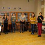 Paidagogos w Krakowie - uczestnicy podczaszajęć