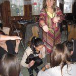 Warsztaty pedagogiczne TTPS - uczestnicy podczas zajęć