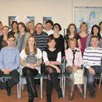 Grupowe zdjęcie uczestników warsztatów