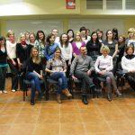 Wspólne zdjęcie prowadzących warsztaty i uczestników