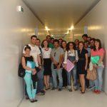 Wykładowcy z MWSE z grupą studentów portugalskich