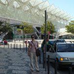 mgr Anna Karaś w Lizbonie