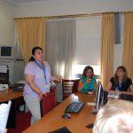 Wystąpienie Diren Bulut z Turcji na konferencji w Atenach