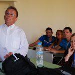 2013 – Wykładowcy z Katedry Zarządzania na konferencji w Atenach
