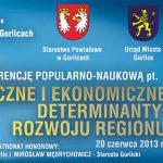 Konferencja popularnonaukowa 20 czerwca 2013 r.