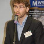 mgr Rafał Fudala z Uniwersytetu Pedagogicznego w Krakowie