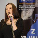 dr Edyta Pindel z Uniwersytetu Jagiellońskiego w Krakowie