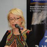 mgr Barbara Sochal z Biura Rzecznika Praw Dziecka